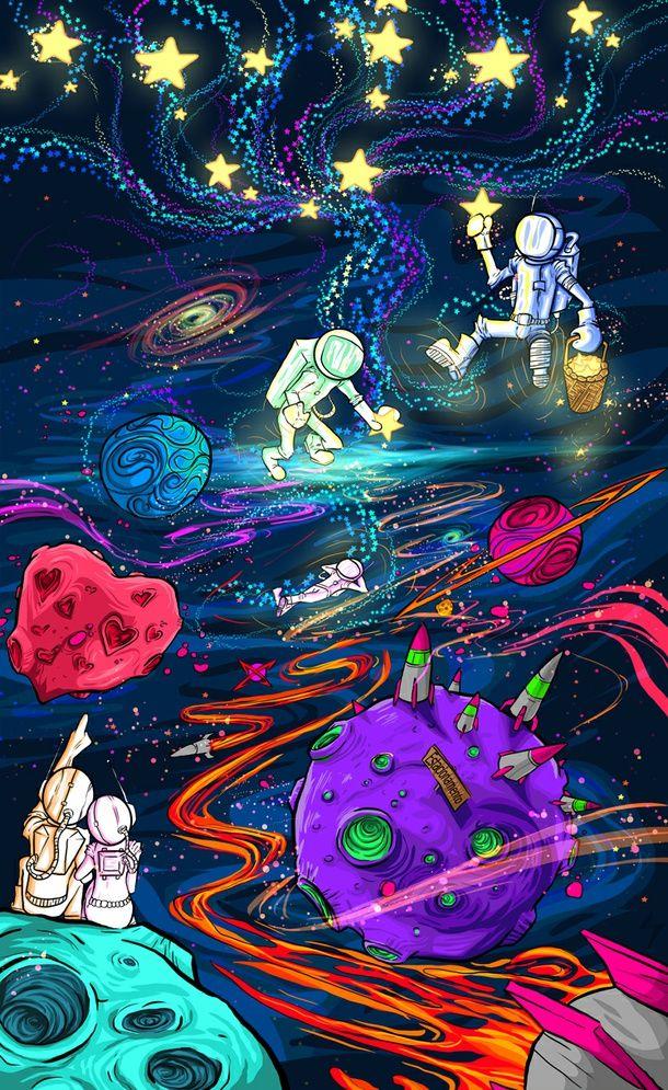 Drawn planets trippy 25+ Google Pinterest Search on