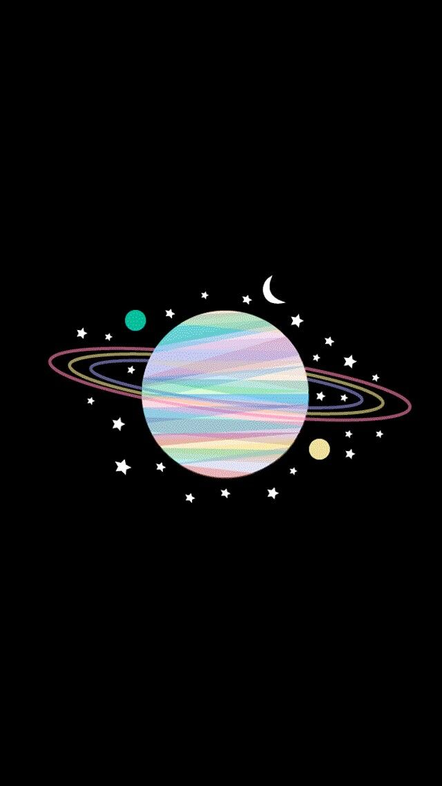 Drawn planets tumblr backgrounds Images r W l a