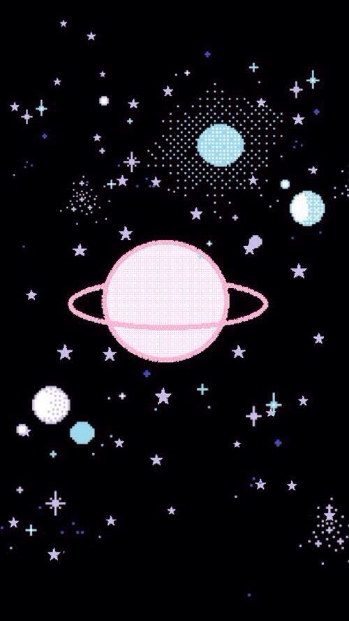Drawn planets tumblr backgrounds Best images planet space iphone