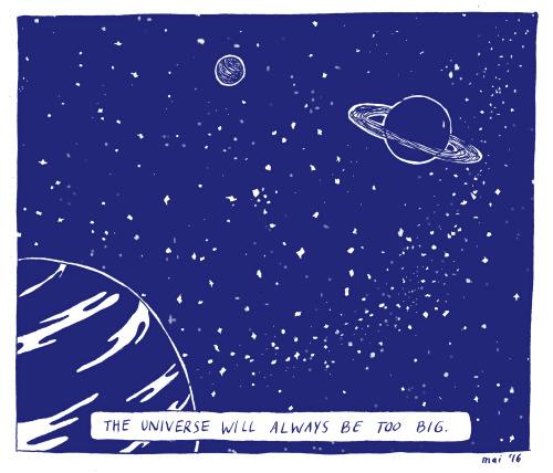 Drawn planets universe Tumblr 2016 Universe drawing planets