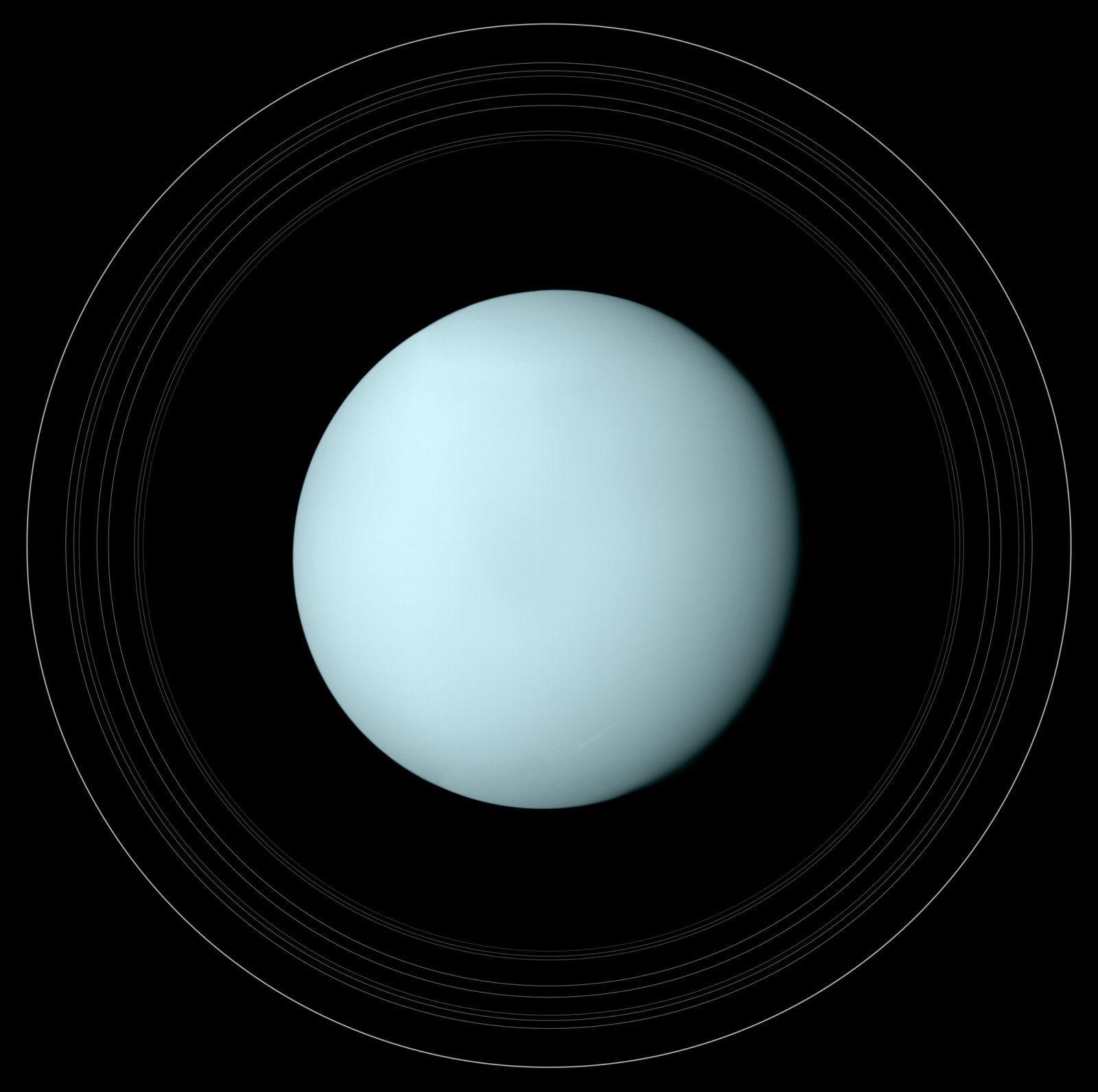 Drawn planet uranus planet Uranus High Resolution Planets Image