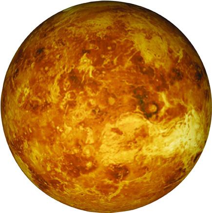 Drawn planets venus Earth  Jupiter Mercury PLANETS
