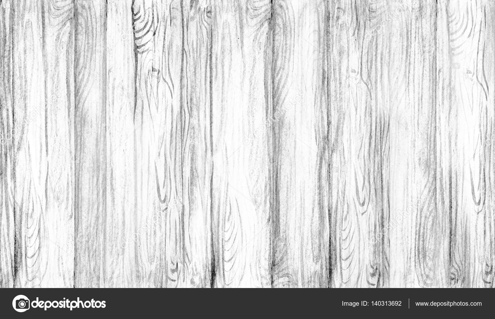 Drawn planks —  wooden Photo planks