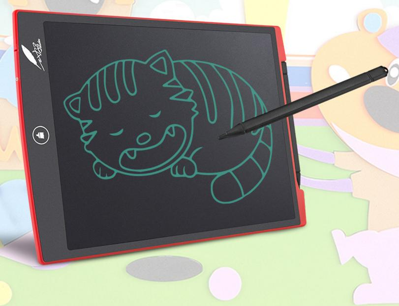 Drawn planks lcd With Paperless Get Blackboard Writing