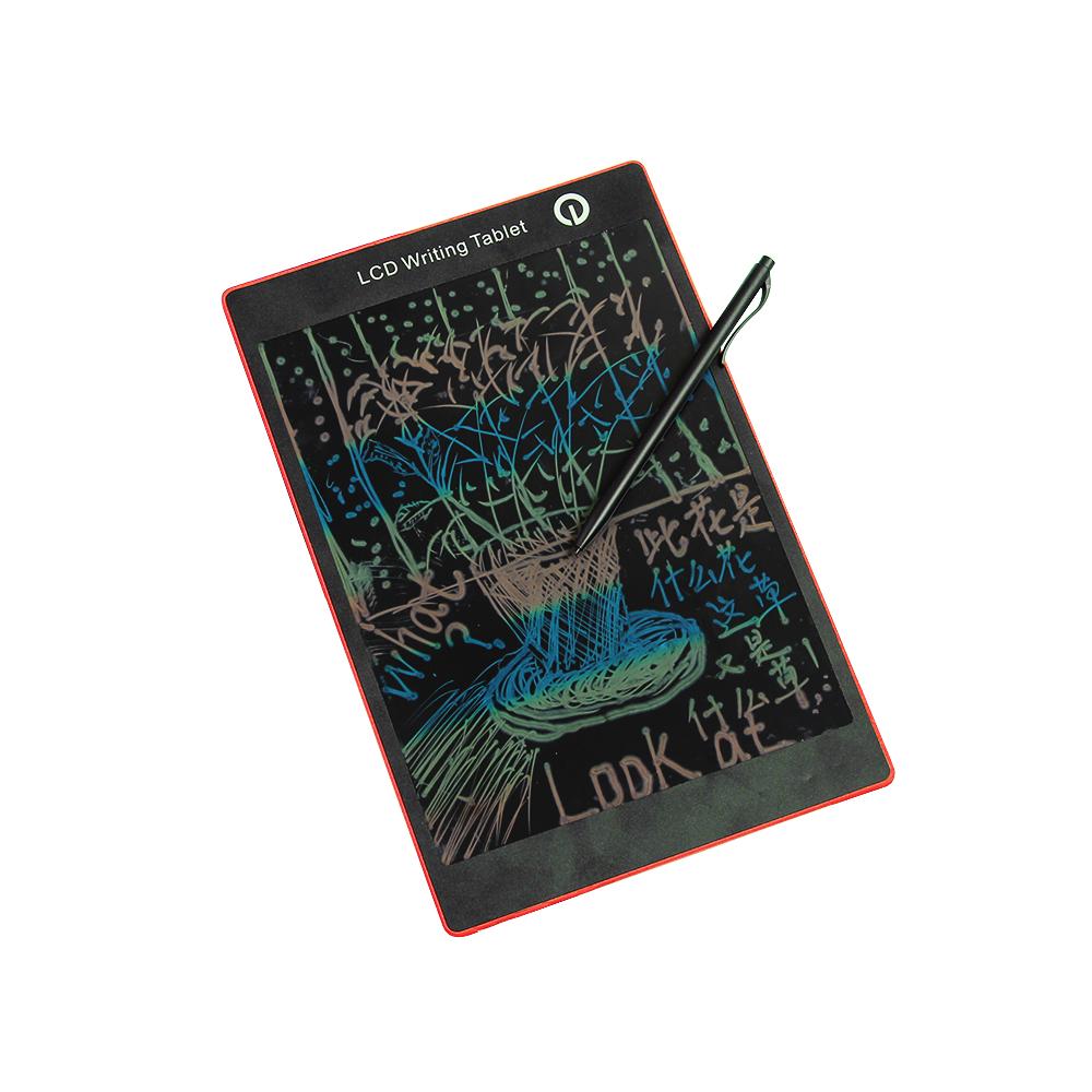 Drawn planks lcd Popular handwriting Cheap tablet Colorful
