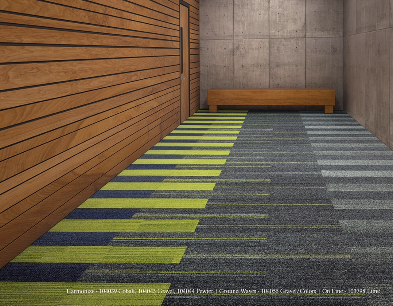 Drawn planks office Drawn Waves Conceptual & submitted