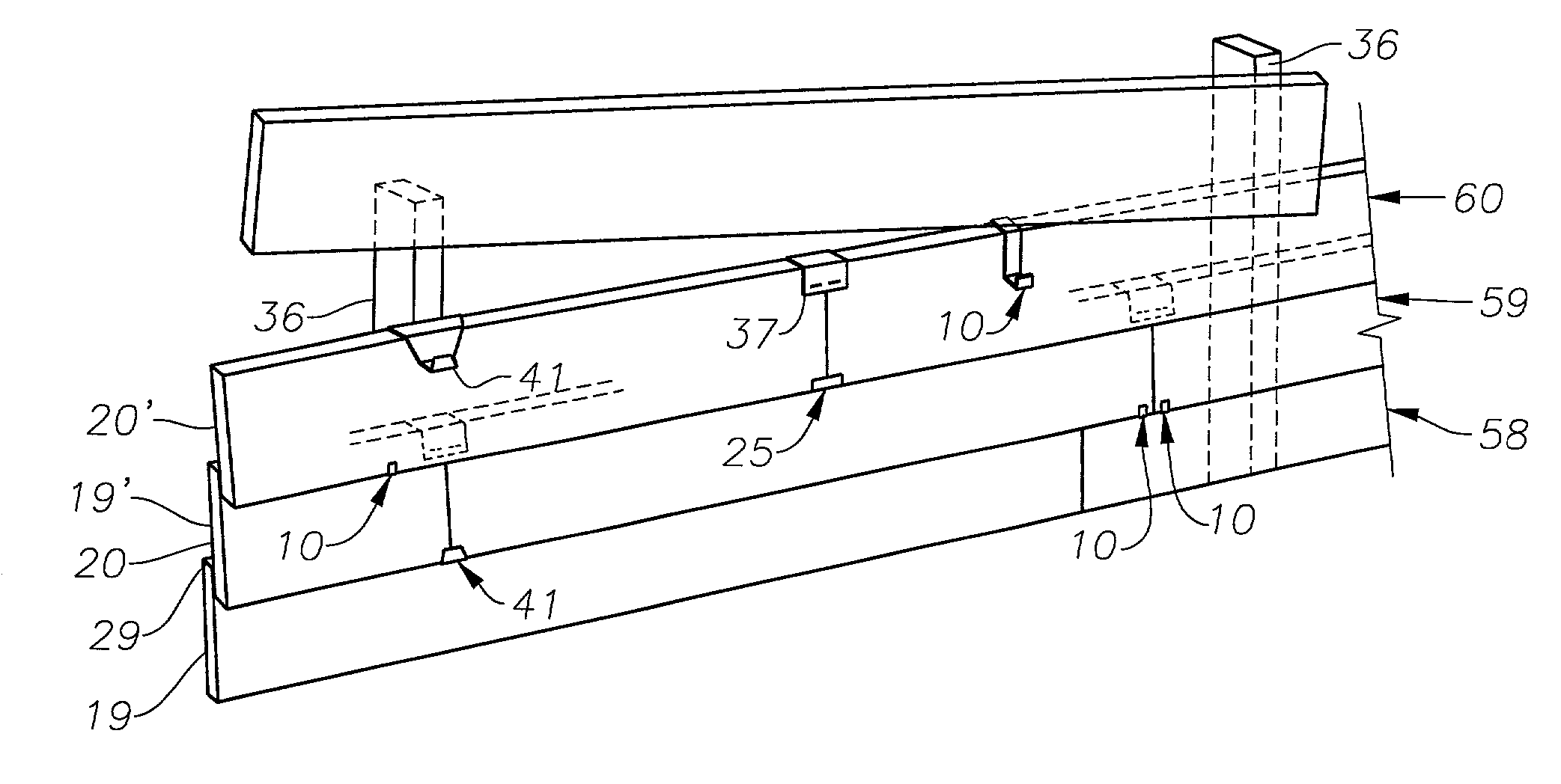 Drawn planks rapid Patent Drawing accurate  Patent