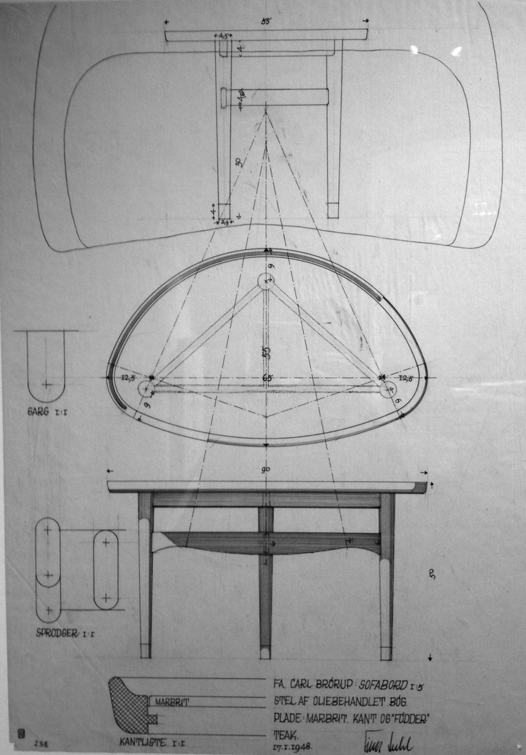 Drawn planks tech 100 drawing Technical chair Pinterest
