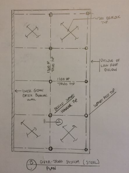 Drawn planks tech System structural to Hollowcore your