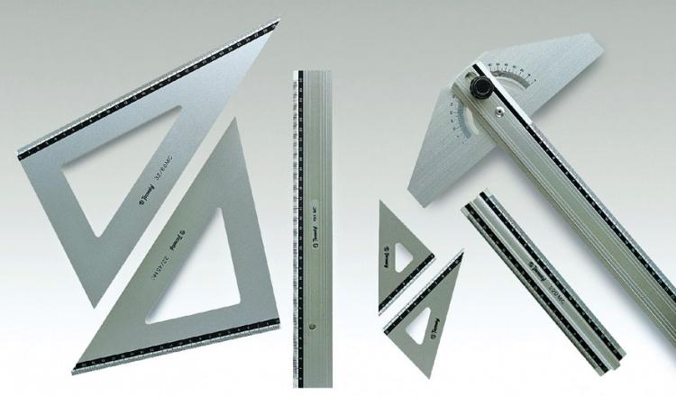 Drawn planks tecnostyl E Kobra TEKNICA Drawing aluminium