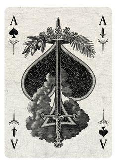 Drawn playing Amazing Playing playing Arcana Cards