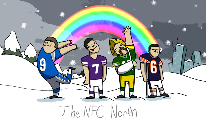 Drawn playing dave rappoccio The North « North Lions