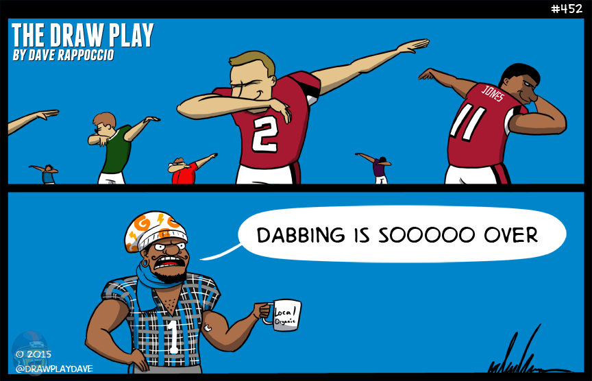 Drawn playing dave rappoccio The Dabbing Play Meme The