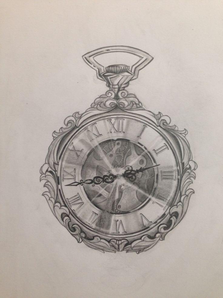 Drawn watch illustration Pencil  jetzt about Pinterest