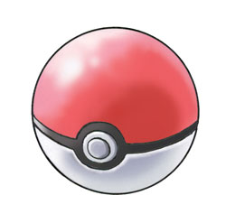 Drawn pokeball >> Caught Poke'ball Games wild