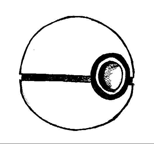 Drawn pokeball By chan66 base on Pokeball