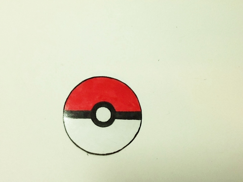 Drawn pokeball D by Magnet Hand GrnMarco