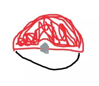 Drawn pokeball On my Drawn thing Pokeball