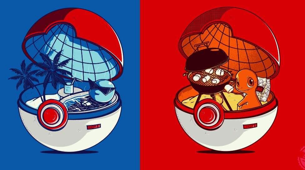 Drawn pokeball animated POKEBALL WORLD Amino INSIDE AND