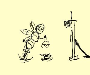 Drawn pokeball basketball As on) using WITH BEES!