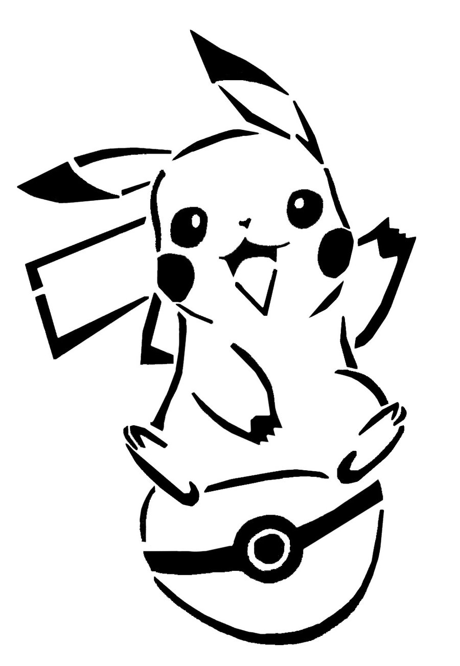 Drawn pikachu black and white And awiede02 this Find thinking