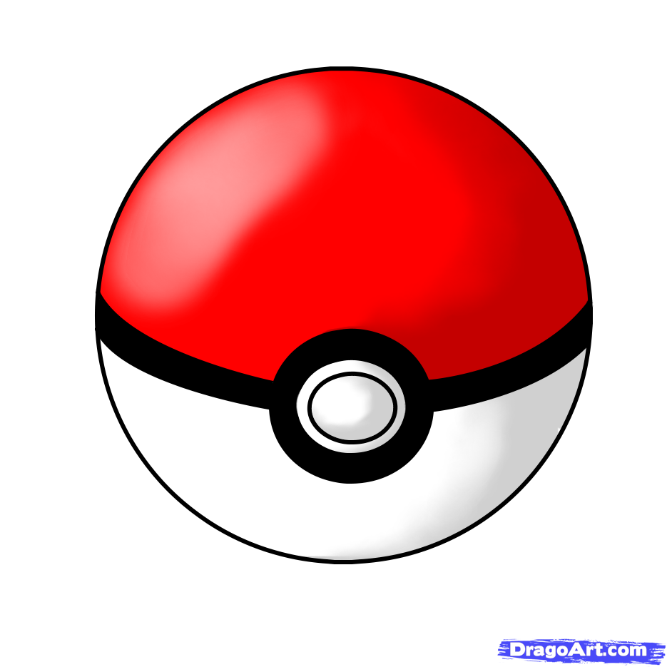 Drawn pokeball doodle Step Characters PokeBall Characters to