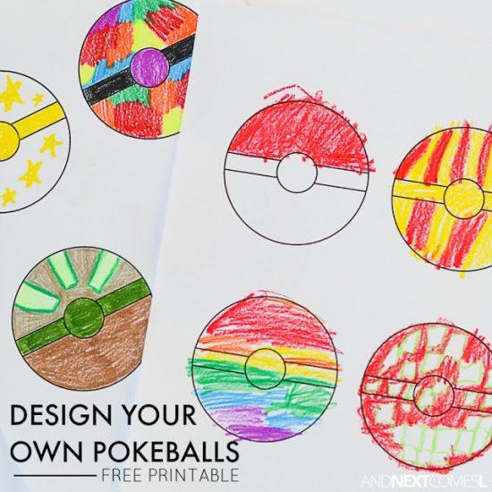 Drawn pokeball kid football Crafts 25 Takes Own the