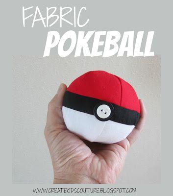 Drawn pokeball kid football Pattern! Free Pinterest Couture: pokeball