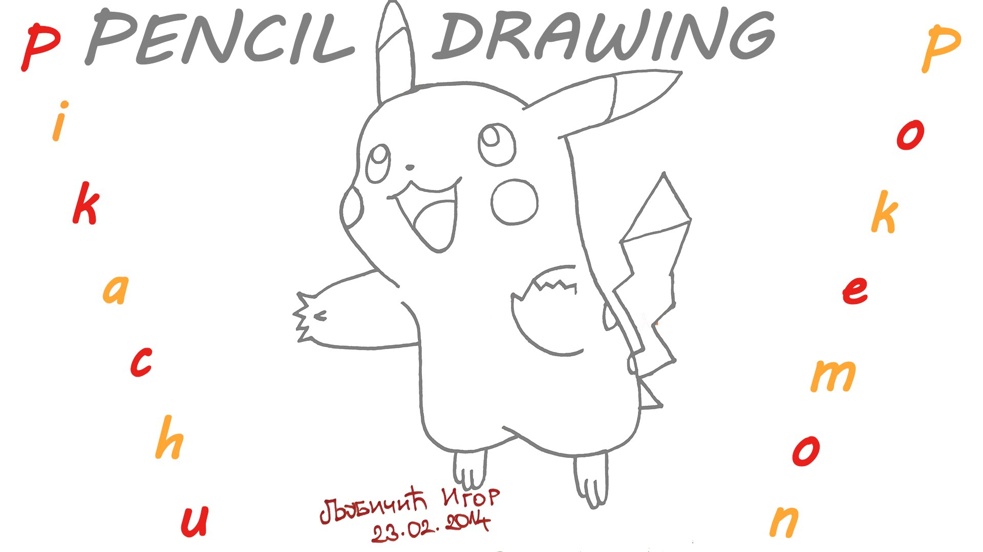 Drawn pokeball line drawing For Kids How EASY #MrUsegoodART