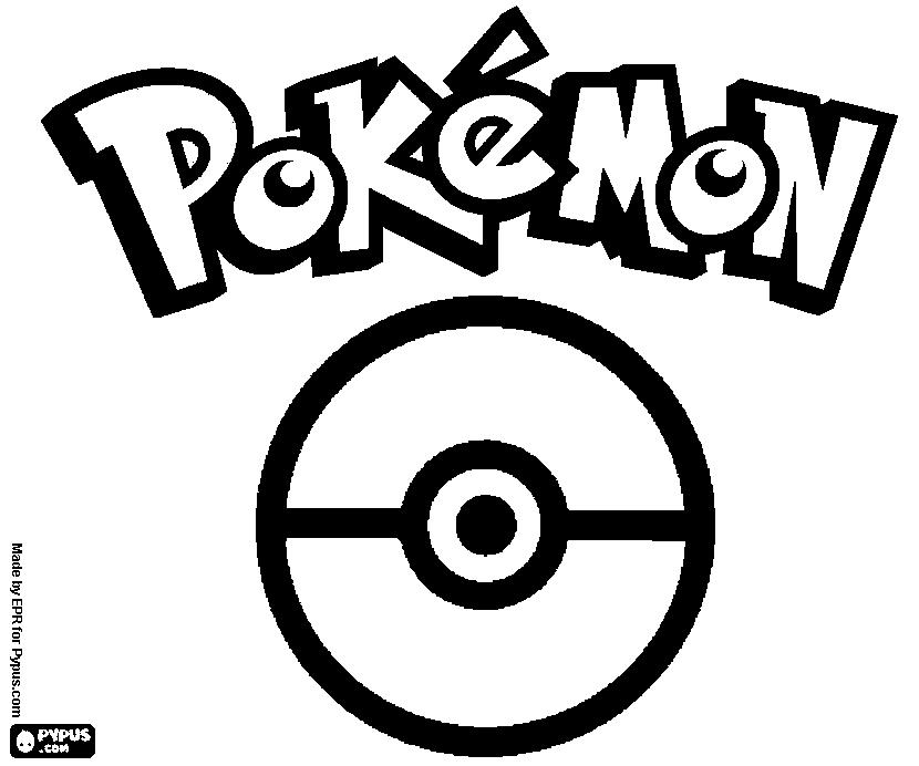 Drawn pokeball pokemon And free print Pages Ball