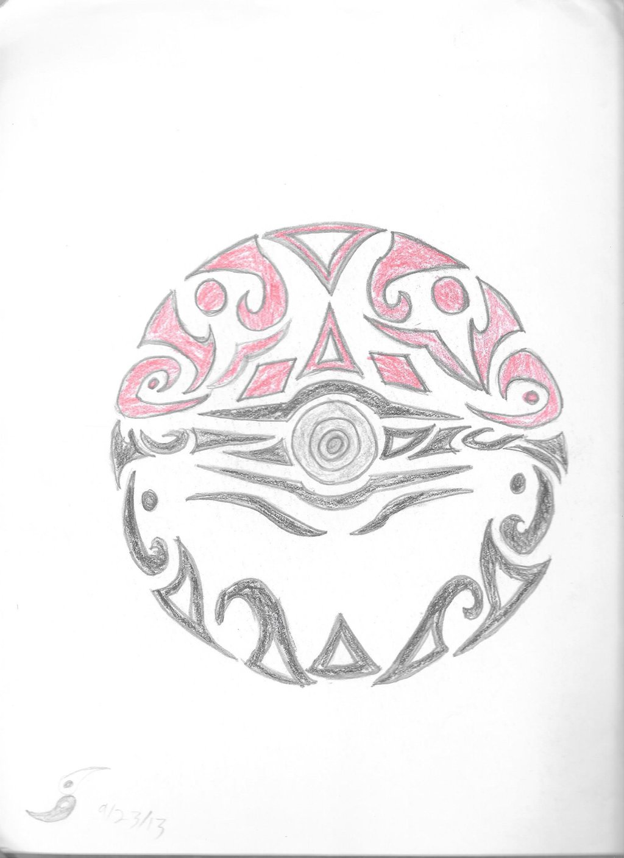 Drawn pokeball pokemon Pokemon marosorceror on by pokemon