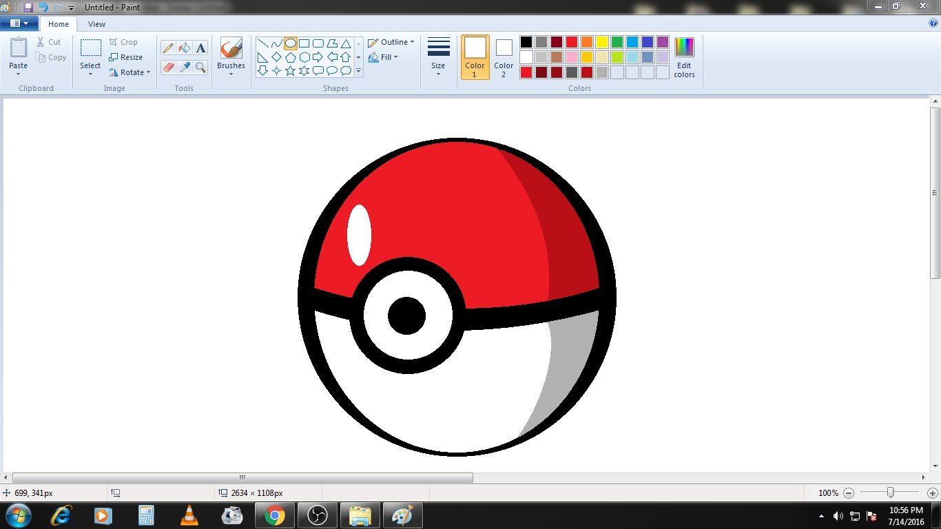Drawn pokeball shadow  Pokemon How in Scratch!!!