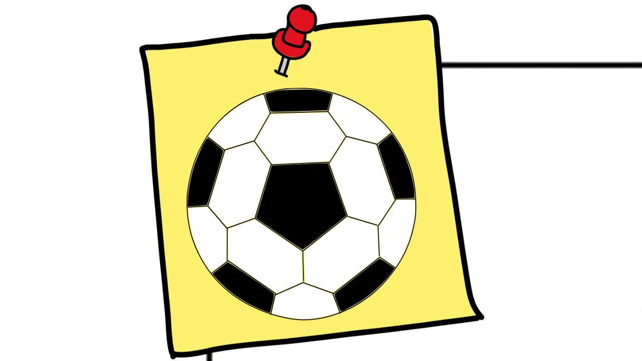 Drawn pokeball soccer boy EASY for SLOWLY to How
