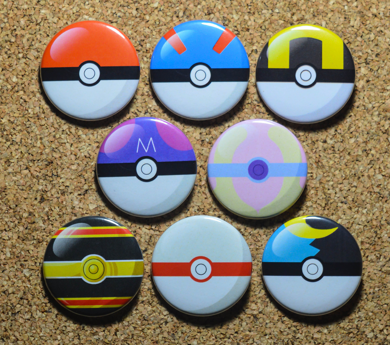 Drawn pokeball soccer goal post Pokéball Premier Pokemon Pins) Great