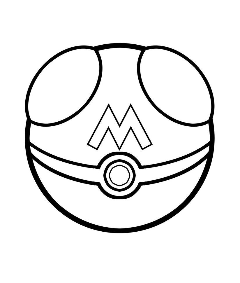 Drawn pokeball soccer goal post Co/pokeball  http://colorings http://colorings coloring