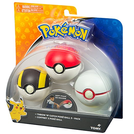 Drawn pokeball soccer shoe Amazon Pack: Pokemon Catch 'N'