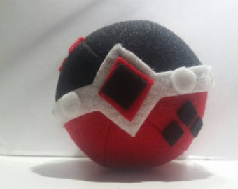 Drawn pokeball soccer shoe Harley Ultra Pokeball Bead Ball