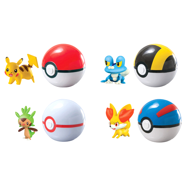 Drawn pokeball softball Clip Carry Ball Pokémon Meijer