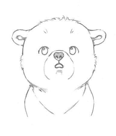 Drawn polar  bear disney Pinterest (385×448) images on Polar