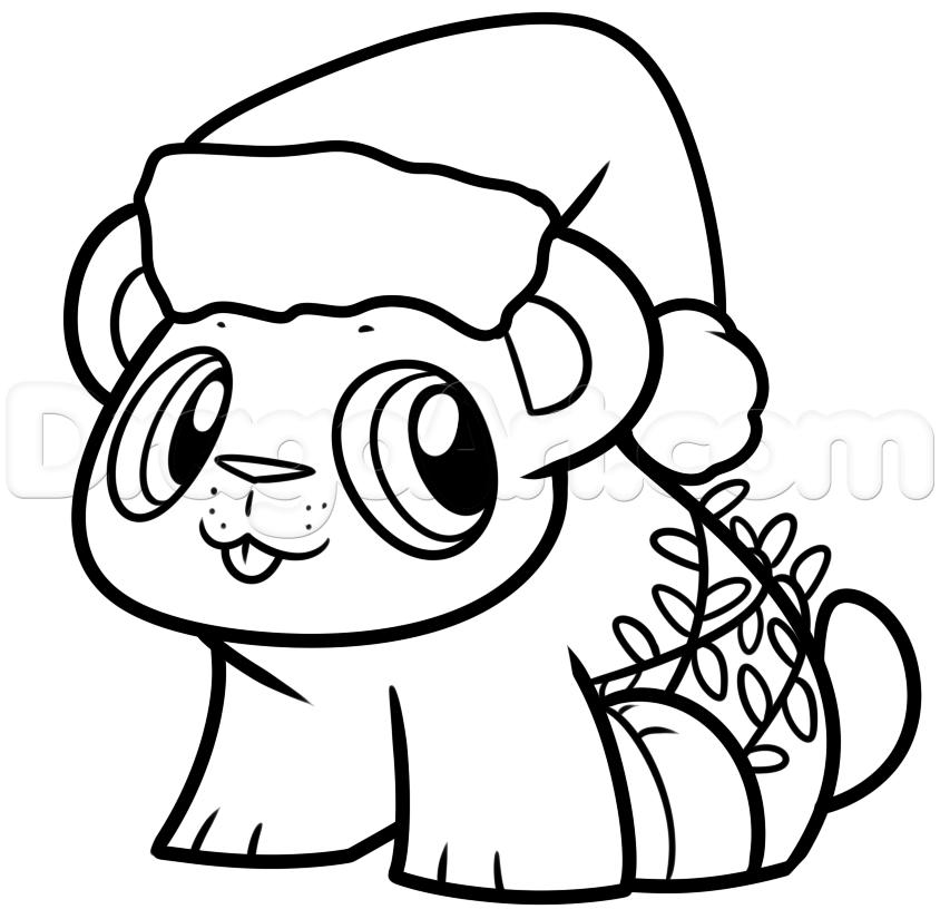 Drawn polar  bear line drawing Draw Bear to  Stuff