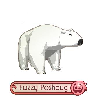 Drawn polar  bear little bear Animal Send to thedancingpanda Graphic