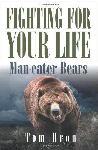 Drawn polar  bear man eater 9780984051595: Bears: com: Fighting your
