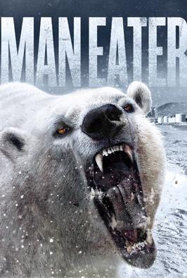 Drawn polar  bear man eater (2015) Maneater