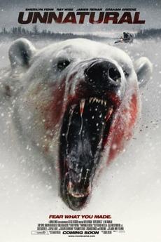 Drawn polar  bear man eater Film cast (2015) Reviews Unnatural