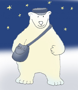 Bear clipart north #3