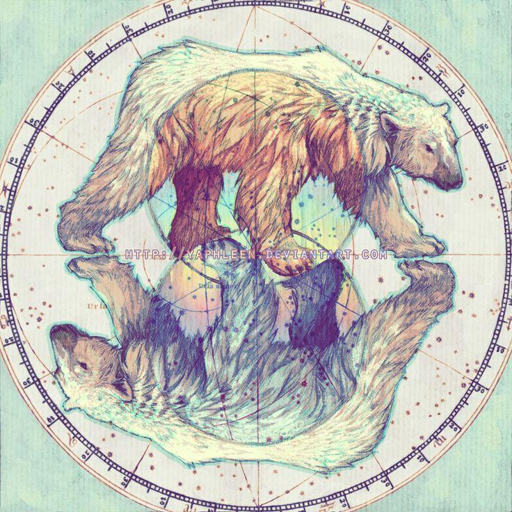 Drawn polar  bear one Tattoo bear com/ tattoo Best