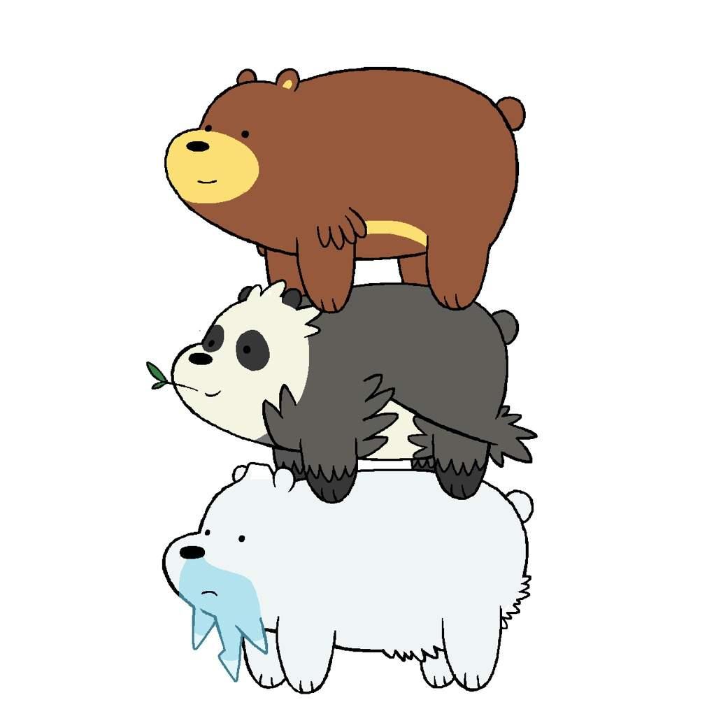 Drawn polar  bear pokemon Crossover Part We 1 Part