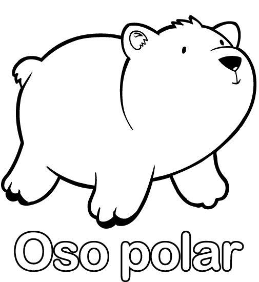 Drawn polar  bear polo #13