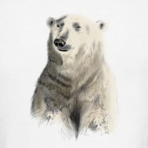 Drawn polar  bear polo #15
