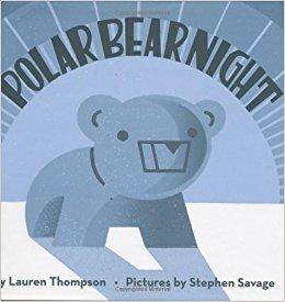 Drawn polar  bear savage #8